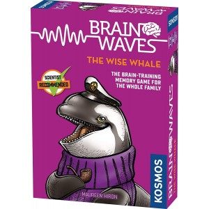 "Stalo žaidimas ""Brainwaves The Wise Whale"""