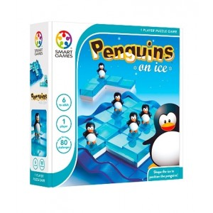 PENGUINS ON ICE spēle-SG155