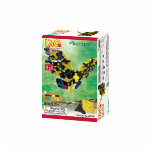"Japāņu konstruktors LaQ ""Insect World ""Mini Butterfly""-JK3225"