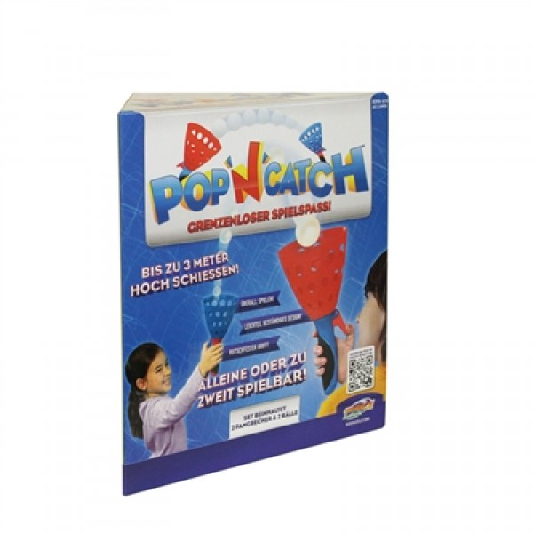 POP'n'CATCH žaidimas