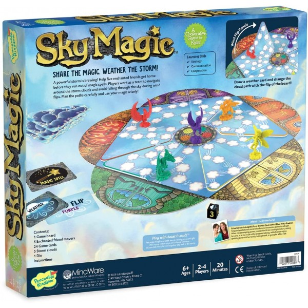 "Edukacinis stalo žaidimas ""Sky Magic"""